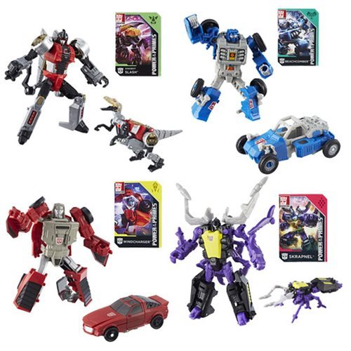Transformers Generations Power of the Primes Legends Wave 1