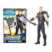 Avengers Power FX 12-Inch Thor Action Figure