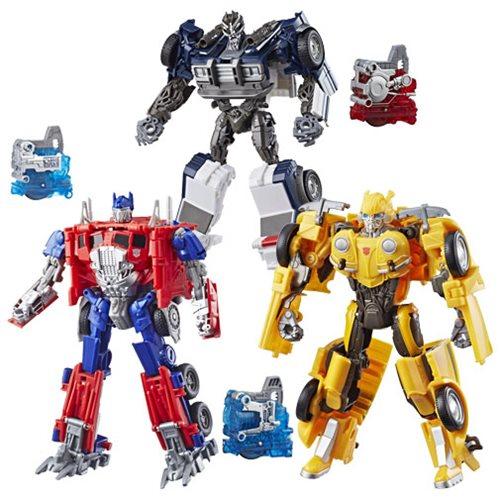 Transformers Bumblebee Movie Energon Igniters Nitro Wave 1