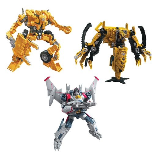 Transformers Studio Series Premier Voyager Wave 10 Case