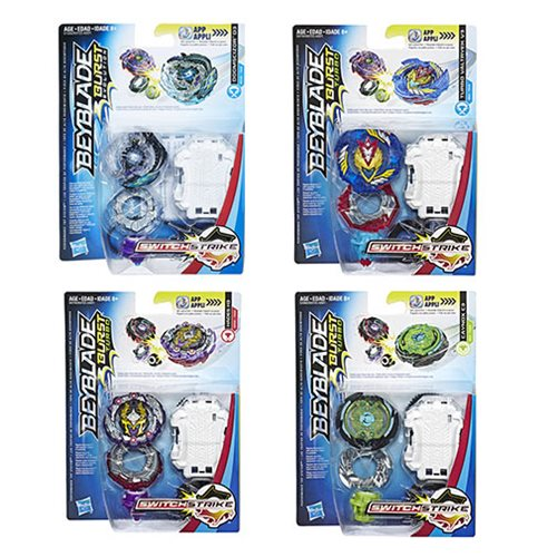 Beyblade Burst Evolution SwitchStrike Starter Wave 8 Set