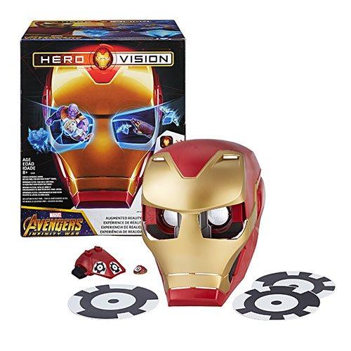 Avengers: Infinity War Hero Vision Iron Man AR Helmet