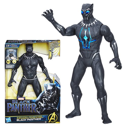 Black Panther Slash and Strike Action Figure