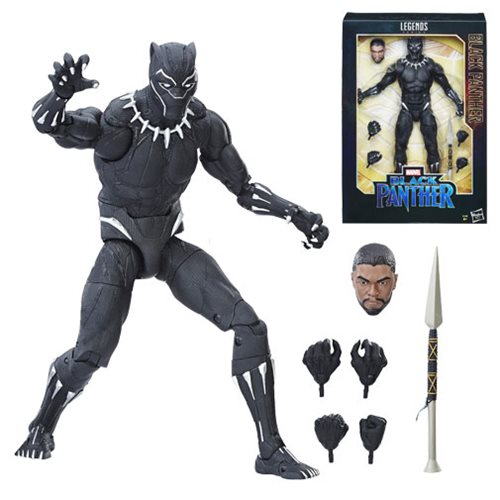 Marvel Legends Series 12-Inch Black Panther Action Figure