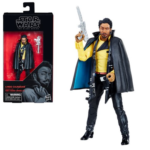 Star Wars Black Series Lando 6-Inch Action Figure