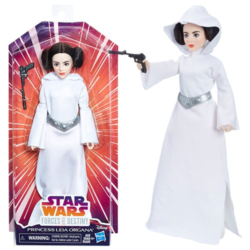 Star Wars Forces of Destiny Princess Leia Adventure Doll
