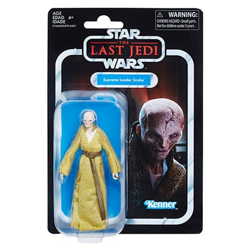 Star Wars The Vintage Collection Snoke Action Figure