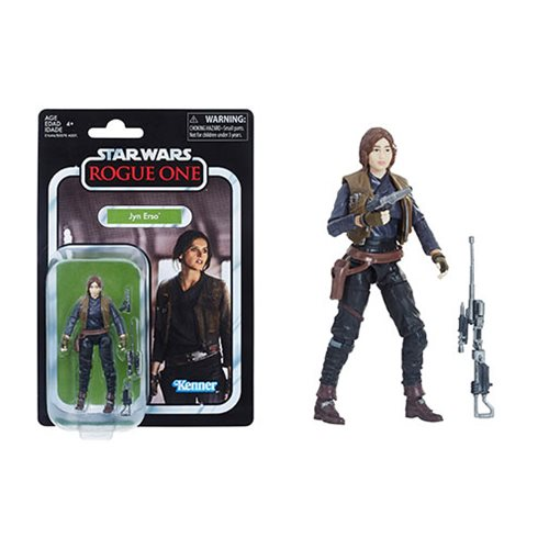 Star Wars Vintage Collection Jyn Erso 3