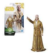 Star Wars Solo Supreme Leader Snoke Action Figure