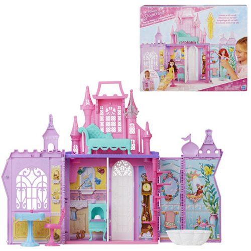 Disney Princess Pop-Up Palace Playset