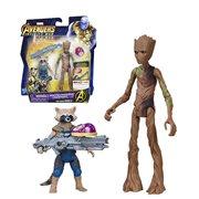 Avengers: Infinity War Rocket Raccoon & Groot 6-Inch Figures