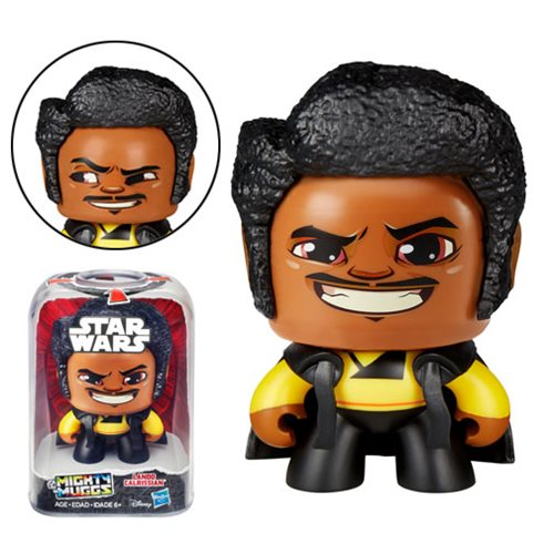 Star Wars Mighty Muggs Lando Calrissian Action Figure