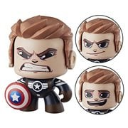 Marvel Mighty Muggs Captain America II Action Figure