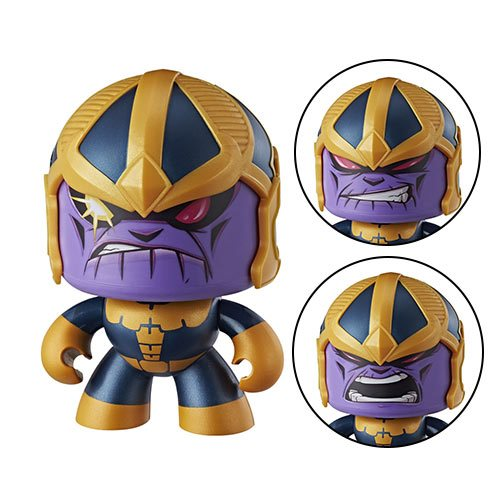 Marvel Mighty Muggs Thanos Action Figure