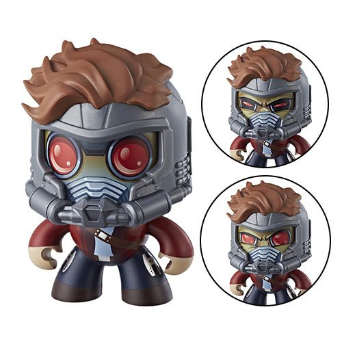 Marvel Mighty Muggs Star-Lord Action Figure
