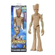 Avengers: Infinity War Groot 12-Inch Action Figure