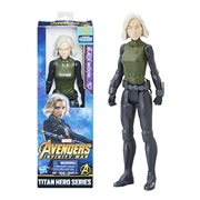 Avengers: Infinity War Titan Hero Black Widow 12-Inch Figure