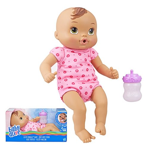Baby Alive Luv `n Snuggle Baby Doll