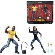 Marvel Legends Luke Cage and Claire Temple Action Figures