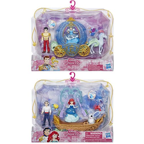 Disney Princesses Small Doll Story Set Wave 1 Case