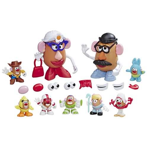 Toy Story 4 Andy's Playroom Mr. and Mrs. Potato Head Pack