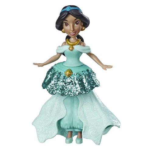 Disney Princess Jasmine Royal Clips Fashion Doll