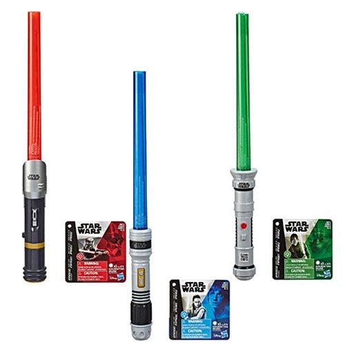 Star Wars: Rise of Skywalker Level 1 Lightsabers Wave 1 Case