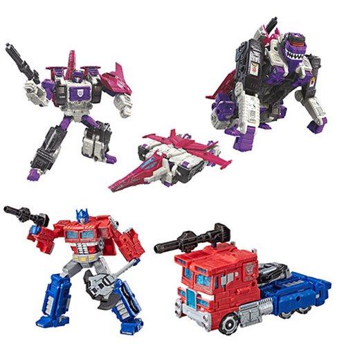 Transformers Generations Siege Voyager Wave 4 Case