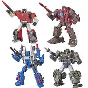 Transformers Generations Siege Deluxe Wave 1 Set