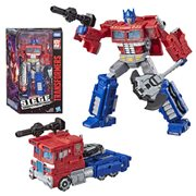 Transformers Generations Siege Voyager Optimus Prime