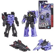 Transformers Generations Siege Micromasters Decepticons