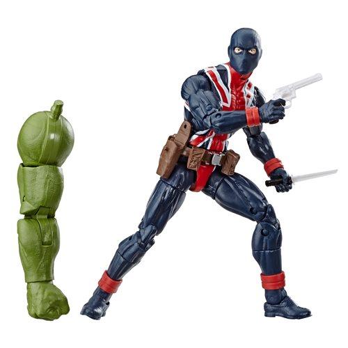 Avengers Marvel Legends 6-Inch Union Jack Action Figure