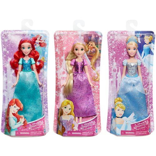Disney Princess Shimmer Fashion Dolls A Wave 1 Case