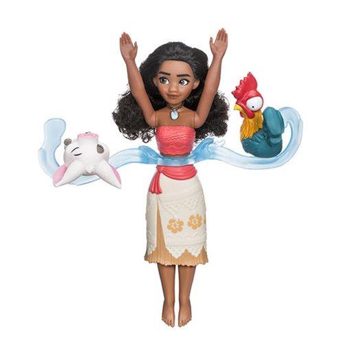 Disney Moana Spin and Swim Water Play Doll