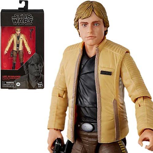 Star Wars The Black Series Luke Skywalker Yavin Figure