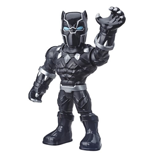 Marvel Super Hero Adventures Mega Mighties Black Panther Action Figure
