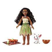 Moana and Pua Doll Set