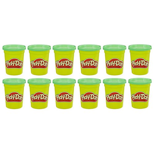 Play-Doh 12-Pack Case of Green