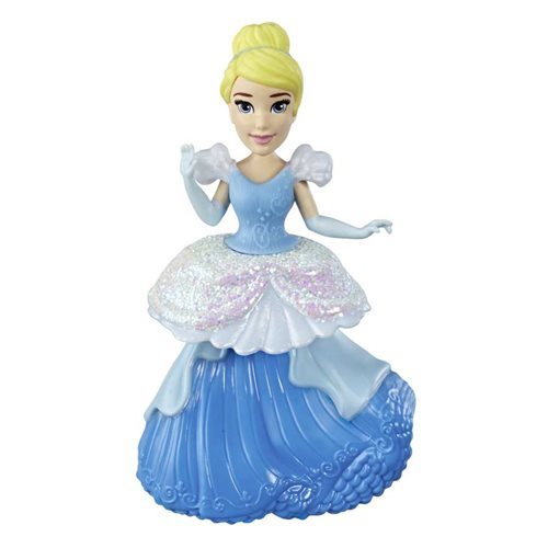 Disney Princess Cinderella Royal Clips Fashion Doll