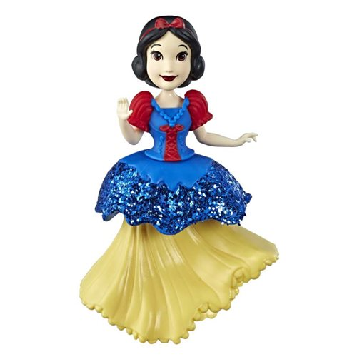 Disney Princess Snow White Royal Clips Fashion Doll