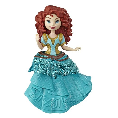 Disney Princess Merida Royal Clips Fashion Doll