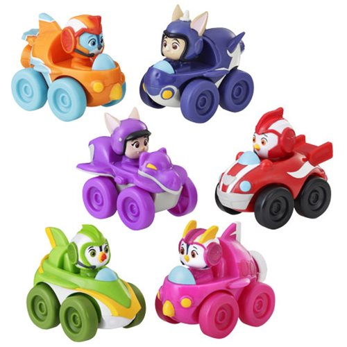 Top Wing Mission Control Racers 2-Pack Vehicles Wave 1 Set
