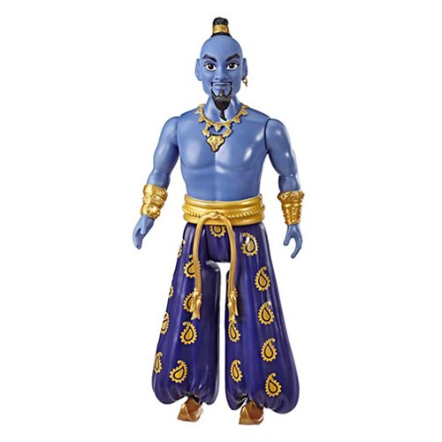 Aladdin Movie Singing Genie Doll