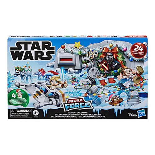 Star Wars: The Rise of Skywalker Micro Force Advent Calendar