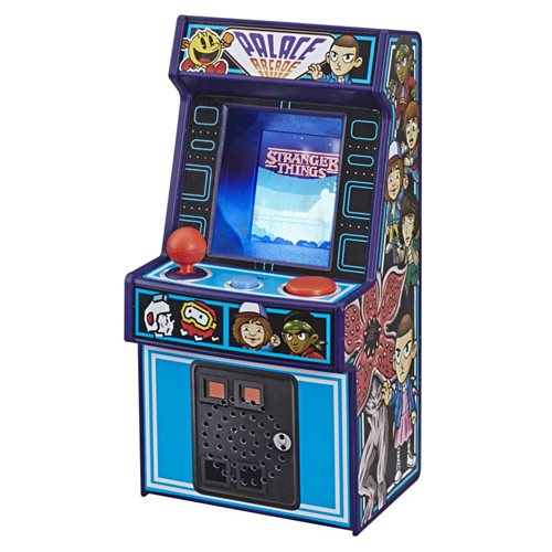 Stranger Things Arcade Game