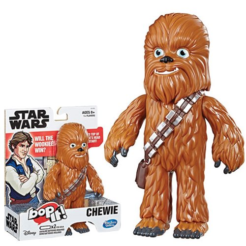 Star Wars Chewbacca Edition Bop It!  Game