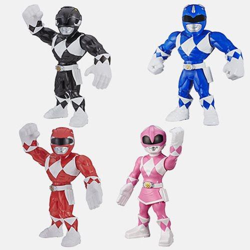 Power Rangers Mega Mighties Action Figures Wave 3 Case