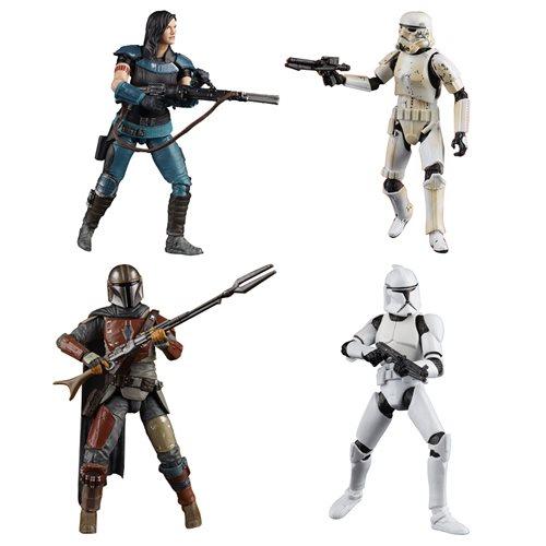 Star Wars Vintage Collection ROS Action Figures Wave 3 Set