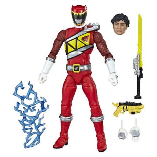Power Rangers Lightning 6-Inch Red Ranger Action Figure