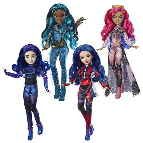 Disney Descendants D3 Movie Signature Dolls Wave 1